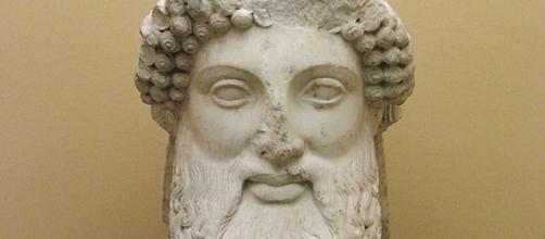 Head of Hermes by ancient sculptor (Alcamenes Wikipedia Commons )