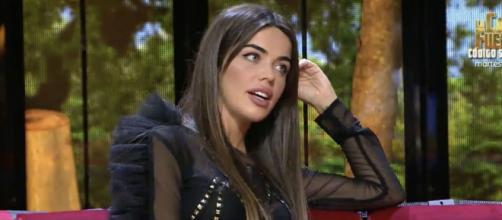 Jorge Javier abronca a Violeta por su actitud en el plató.