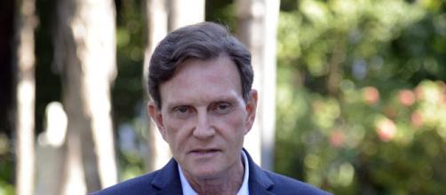 Marcelo Crivella acusa PSOL e Eduardo Paes de pedofilia. (Arquivo Blasting News)