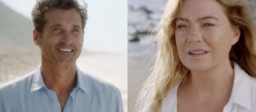 Nel terzo episodio di Grey's Anatomy 17, Meredith ha continuato a vedere Derek.