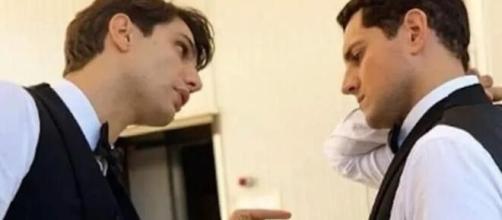 Il Paradiso delle signore, trama martedì 24 novembre: Marcello dice a Salvatore di voler lasciare la caffetteria.