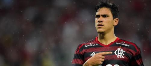 Pedro é a esperança de gols do Flamengo. (Arquivo/Blasting News)