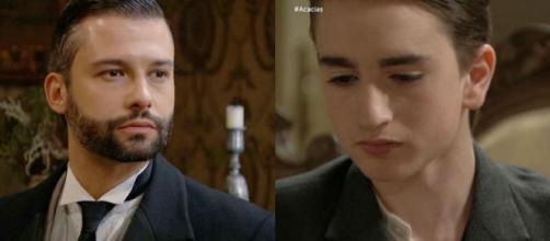 Una vita, trame al 27 novembre: Felipe riceve una lettera da Tano, Marcia viene rapita.