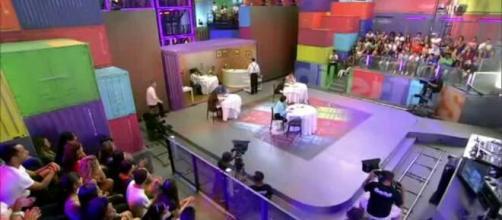 'Divertics' foi um programa de humor. (Reprodução/TV Globo)