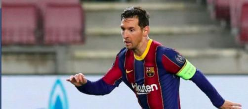 Leo Messi pourrait quitter le FC Barcelone - Photo Instagram Messi