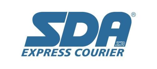 SDA assume addetti alle spedizioni in varie zone d'Italia.
