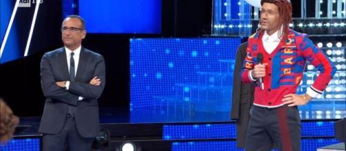 Tale e Quale show, Sergio Muniz replica a Ghali: 'Non mi ritengo una persona razzista'.