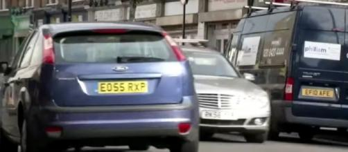UK will ban new gas-powered cars by 2030, promote renewable energy. [Image source/The Straits Times YouTube video]