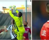 OL: après sa sortie violente, Anthony Lopes se clashe en direct avec Romain Thomas. Photo Montage