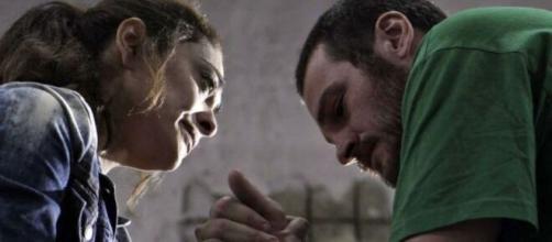 """Bibi e Rubinho em """"A Força do Querer"""". (Reprodução/TV Globo)"""