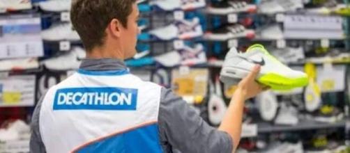 Decathlon assume addetti vendita e magazzinieri, non è richiesta esperienza.