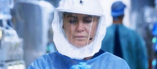 Nella prima puntata di Grey's Anatomy 17 la protagonista sarà colta da un grave malore.