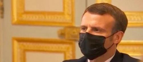 Quelles seront les annonces d'Emmanuel Macron ? Photo capture d'écran Facebook