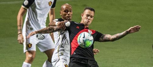 Sport x Atlético-GO encerra a 22ª rodada do Brasileirão. (Arquivo Blasting News)