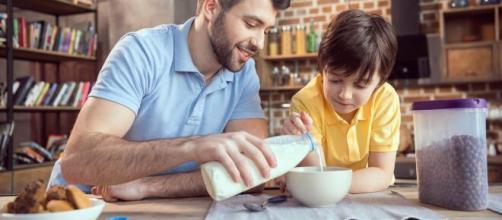 Substituir o leite na dieta. (Arquivo Blasting News)