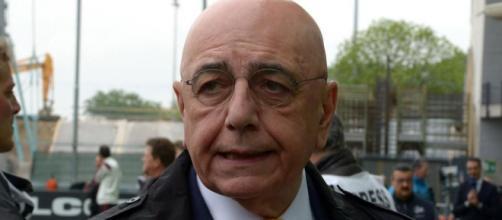 Adriano Galliani, amministratore delegato del Monza.