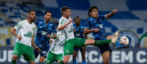 Chapecoense e Cruzeiro se enfrentam pela 23ª rodada da Série B. (Arquivo Blasting News)
