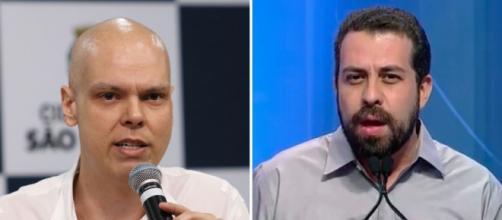 Covas e Boulos disputam segundo turno em São Paulo. (Arquivo Blasting News)