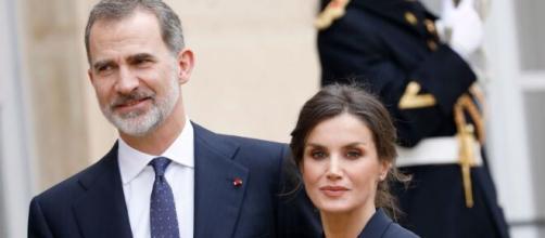 Felipe VI en cuarentena por el virus