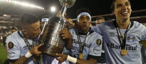 Grêmio cresce no momento certo e postula entre os favoritos. (Arquivo Blasting News)