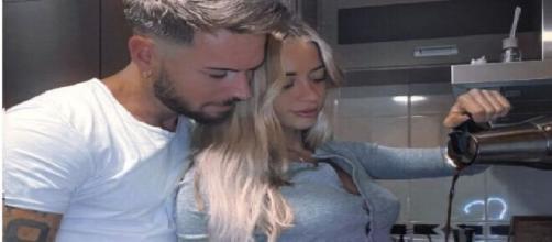 La actual pareja de Tony Spina le ha dejado una indirecta en sus redes para que se porte bien en La Casa Fuerte 2 - Instagram