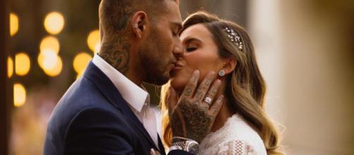 Lucas Lucco e Lorena Carvalho celebram aniversário de casamento. (Arquivo Blasting News)