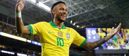 Neymar é uma jóia brasileira. (Arquivo Blasting News)