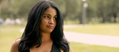 '90 Day Fiancé': Anny stunned fans with her flat tummy pic post-pregnancy . [Image Source: 90 Day Fiance: YouTube Screenshot]