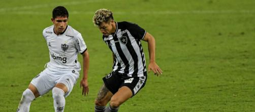 Atlético-MG x Botafogo: destaques para ficar de olhos. (Arquivo Blasting News)