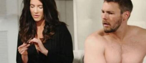 Beautiful, trame Usa: Liam tradisce Hope cedendo alla passione con Steffy.