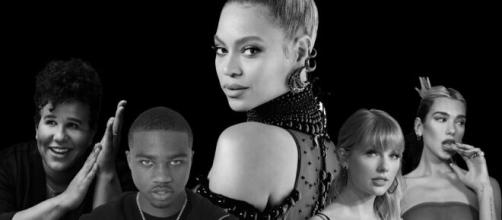 Beyoncè guida le nomination, seguita da Taylor Swift, Dua Lipa, Brittany Howard e Roddy Ricch.