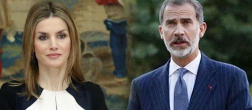 Los reyes Letizia y Felipe VI en imagen