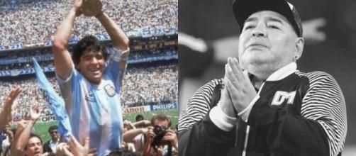 Maradona é reconhecido por muitos como o maior jogador da história da Argentina. (Arquivo Blasting News)