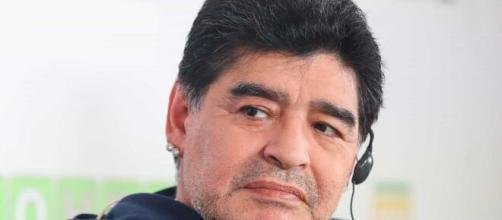 Maradona faleceu nesta quarta-feira. (Arquivo Blasting News)