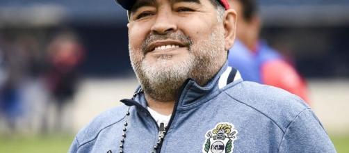 Maradona reaparece más vivo que nunca y deshereda a sus hijos - quien.com