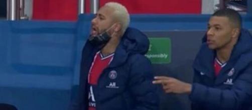 Neymar et Mbappé déchaînés lors du match entre le PSG et Leipzig.