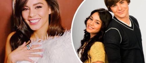 Zac Efron e Vanessa Hudgens tiveram um relacionamento após 'High School Musical'. (Arquivo Blasting News)
