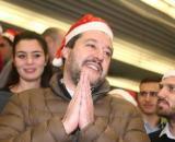 L'appello di Matteo Salvini al governo per il Natale dei bambini.