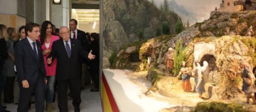Almeida garantiza los Reyes en Madrid