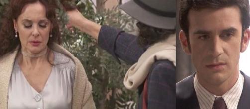 Il Segreto, anticipazioni Spagna: Rosa minaccia Isabel con un'arma.