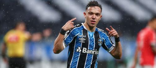 Pepê é o grande nome do Grêmio em 2020. (Arquivo Blasting News)