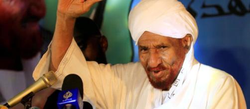 Sudan's former prime minister Sadiq al-Mahdi dies of COVID-19 ... - vieworbit.com [Blasting News library]