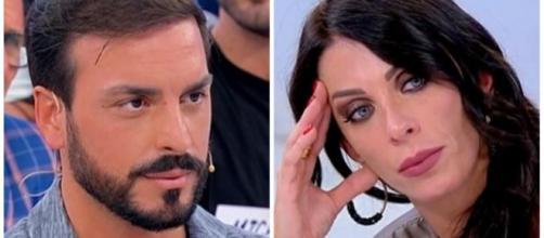 U&D, Germano: 'Con Valentina a letto senza amore, la redazione fa uscire quello che vuole'.