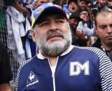 Selfie con Maradona deceduto nella bara: trovato e licenziato uno dei responsabili