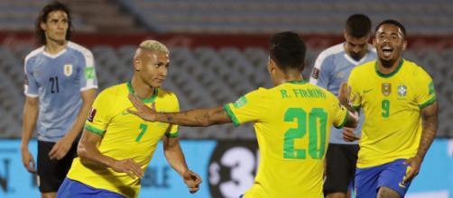Após bater o Uruguai, Brasil continua em terceiro no ranking da FIFA. (Arquivo Blasting News)