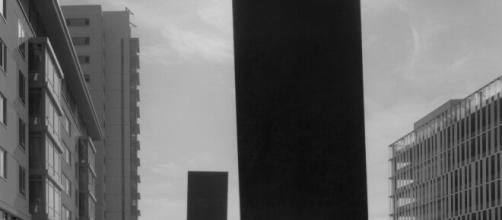 Ballast by Richard Serra Pinterest ©pinterest/Fatimah mahdi