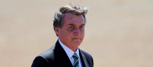 Bolsonaro ataca Doria em live. (Arquivo Blasting News)