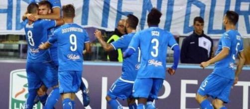 L'Empoli si qualifica agli ottavi di finale di Coppa Italia.