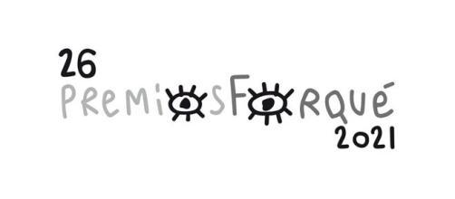 Logo de la 26° edición de los Premios Forqué 2021 a la cinematografía española.