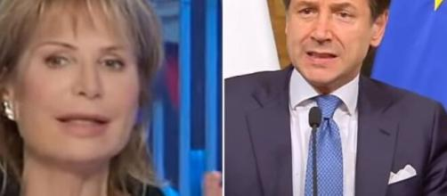 Otto e mezzo, nei giorni scorsi Lilli Gruber è stata intervistata da Giuseppe Conte.
